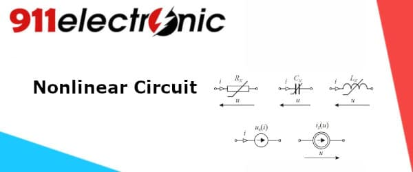 nonlinear circuit symbols